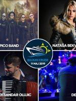 Balkan Cruise   Tropico, Natasa, Aleksandar, deejays
