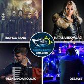 Balkan Cruise | Tropico, Natasa, Aleksandar, deejays