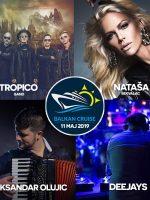 Balkan Cruise | Tropico, Natasa Bekvalac