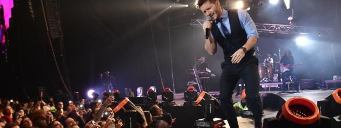 Saša Kovačević napravio spektakl na koncertu u Sarajevu