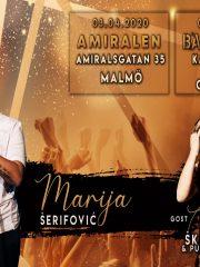Marija Serifovic   Göteborg
